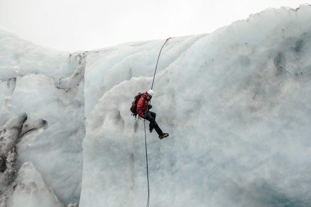 Glacier adventures - Photos from Sólheimajökull glacier