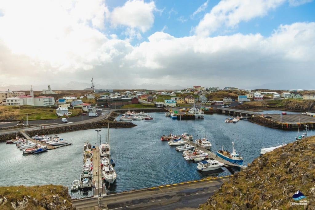 Harbor Stykkisholmur