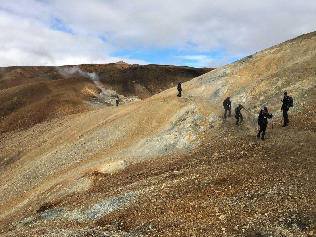 Landmannalaugar - Laugavegur trail