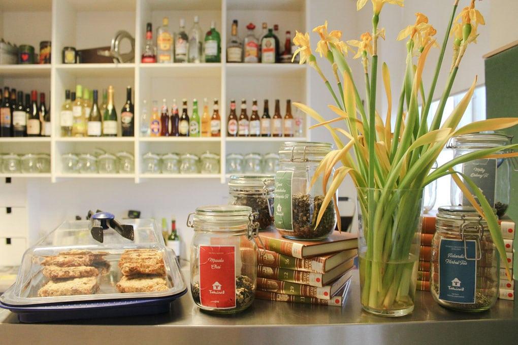 Heradsskolinn Restaurant and Cafe