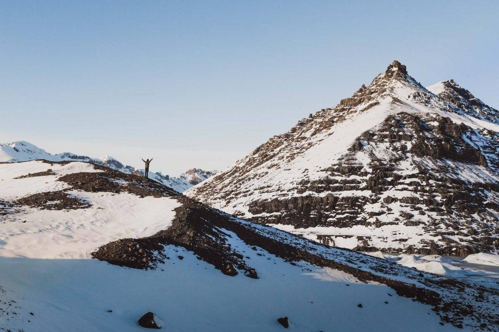 Myrdalsjokull-iceland