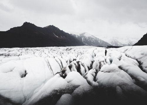 Svinafellsjokull-iceland