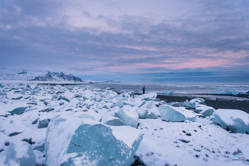 diamond beach jokulsarlon