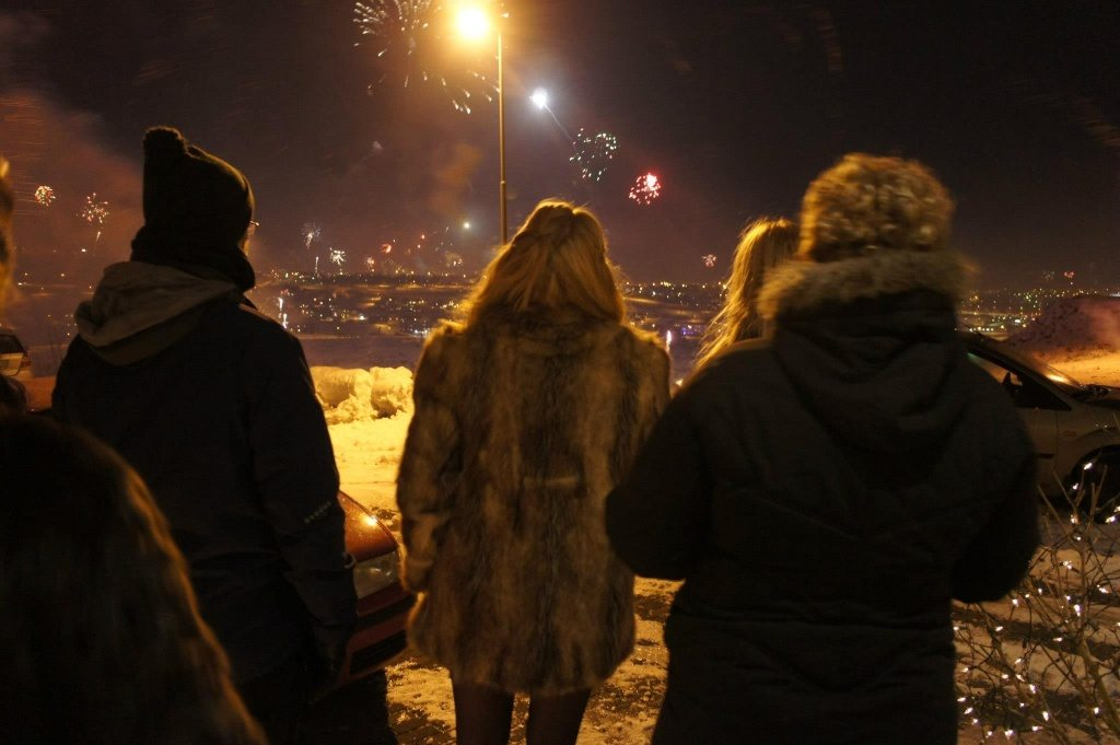 New-years-in-Icelnad
