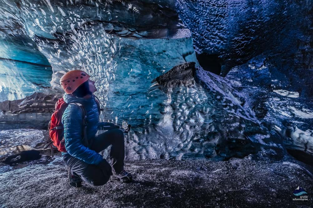 Katla Ice Cave Tour Under The Volcano