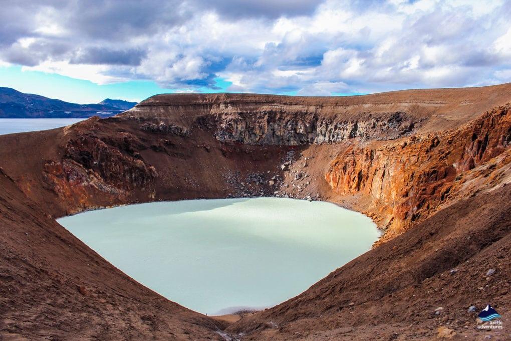 Goðafoss, Myvatn and Askja Volcano Tour