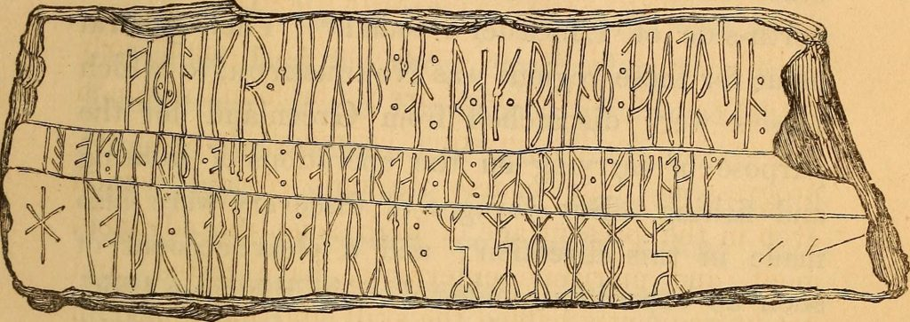 Icelandic Runes And Staves All About Iceland