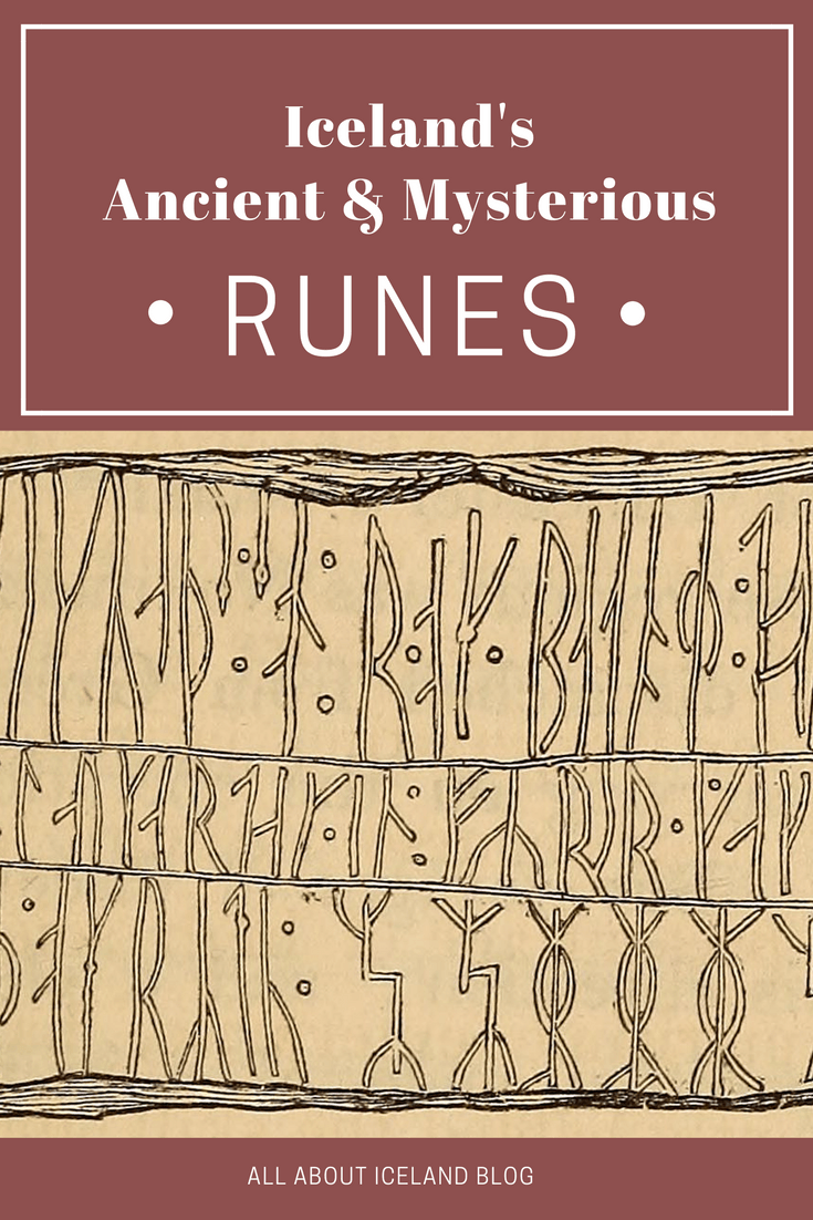 Icelandic runes and staves all about iceland have you ever seen icelandic runes biocorpaavc Choice Image