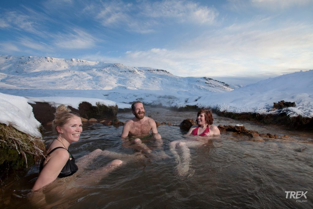 Hot spring winter