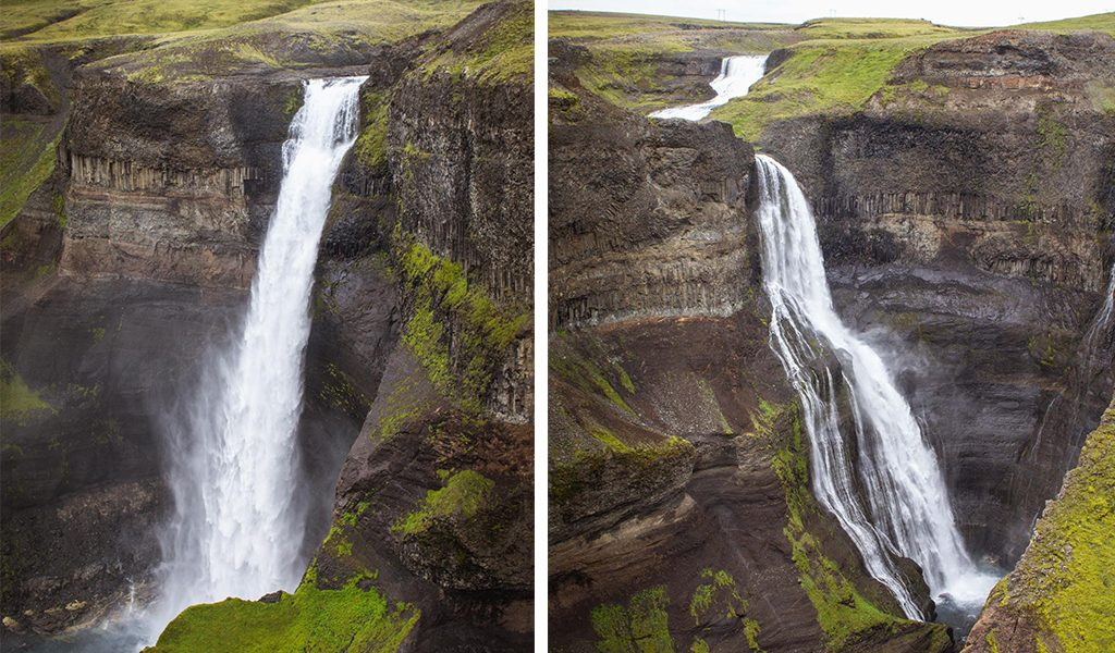 Haifoss-waterfall-Iceland