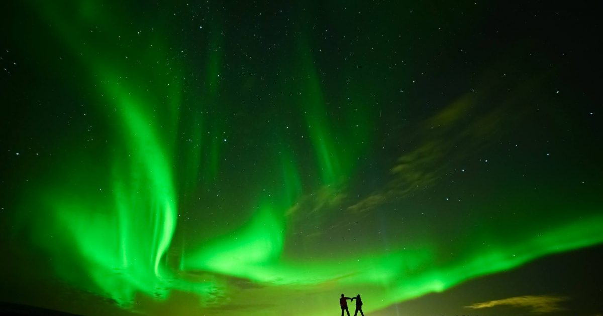 All About The Aurora Borealis All About Iceland