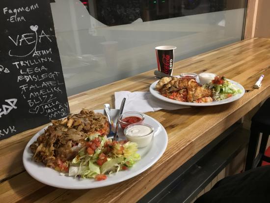 Mandi kebab Reykjavik
