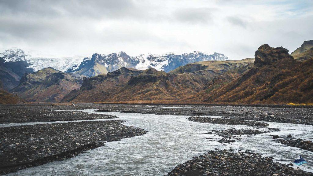 Thorsmork Valley Iceland