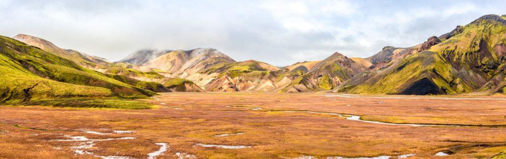Landmannalaugar geothermal paradise iceland