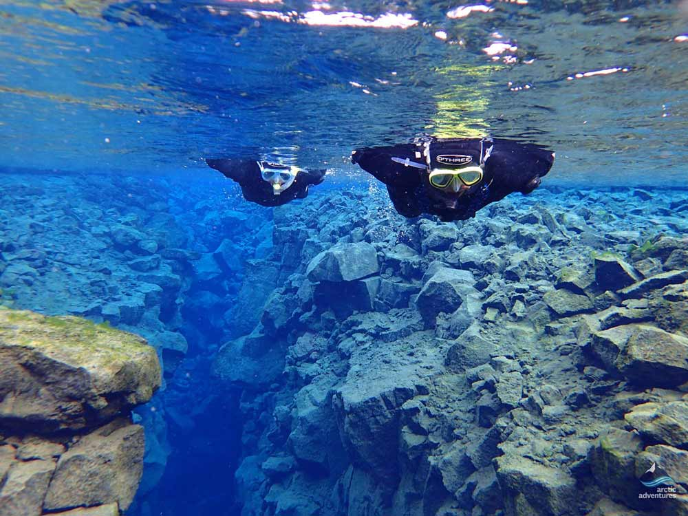 Snorkeling and Diving Tours in Iceland