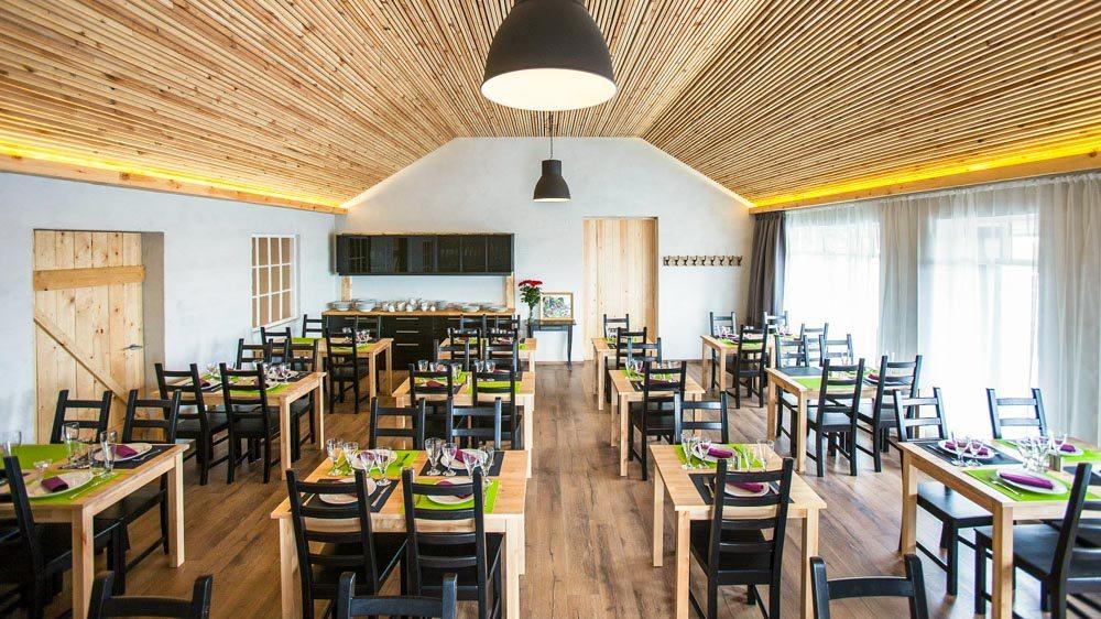 Rjukalandi cafe on Snaefellsnes Peninsula