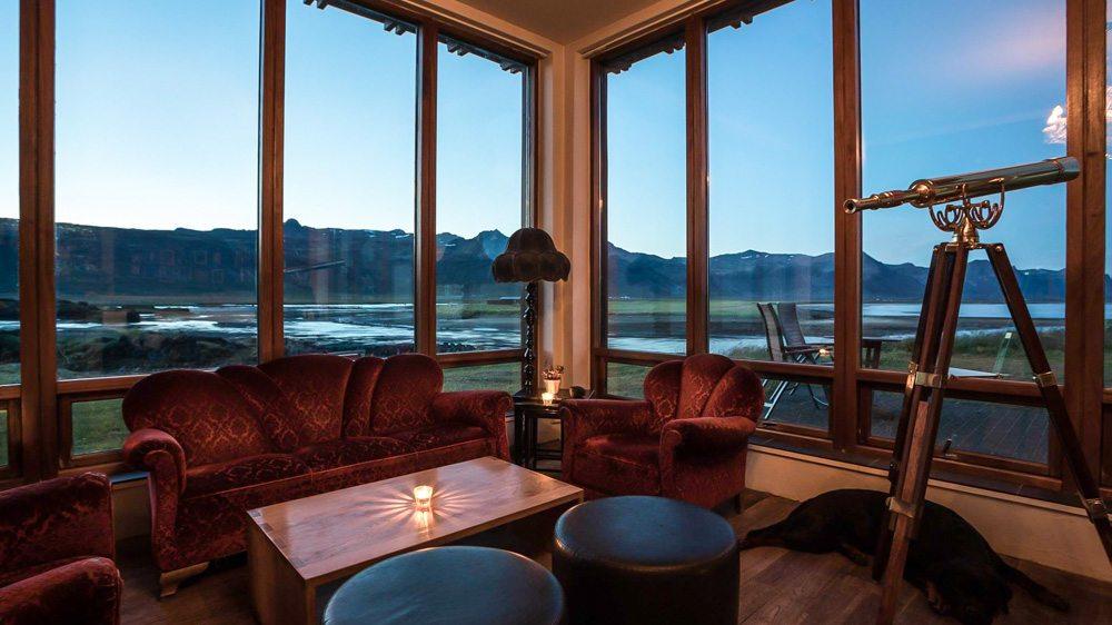 Hotel Budir in West Iceland