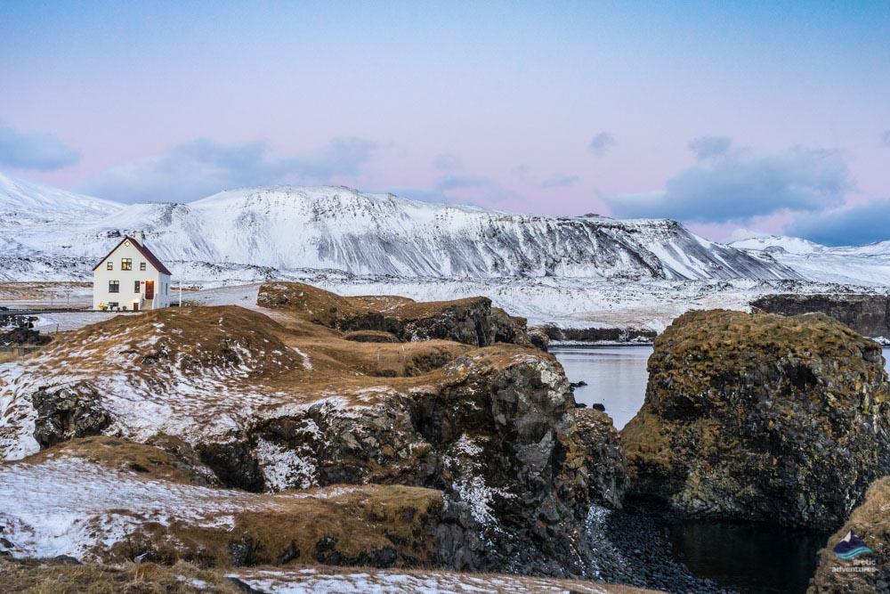 Snaefellsnes-winter