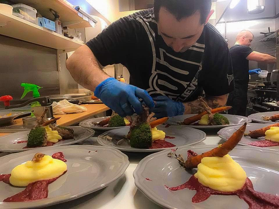 Matarlist restaurant Snæfellsnes
