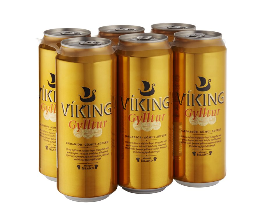 Viking Gylltur Beer