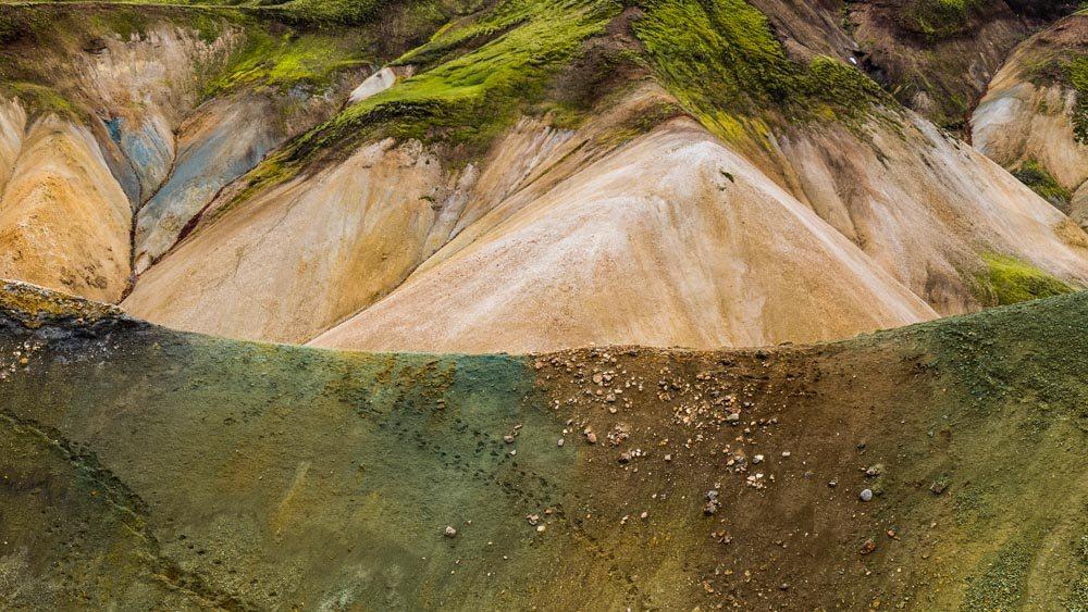 Laugavegur hike in Iceland
