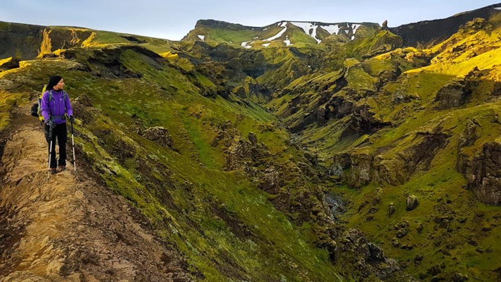 Laugavegur Hike challenge
