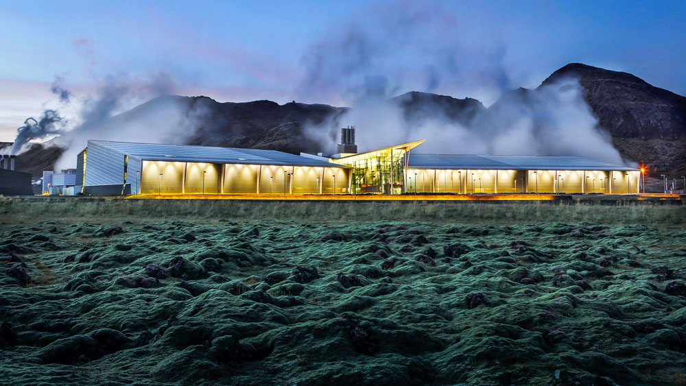 Museums-in-Iceland - Geothermal exhibition in South Iceland