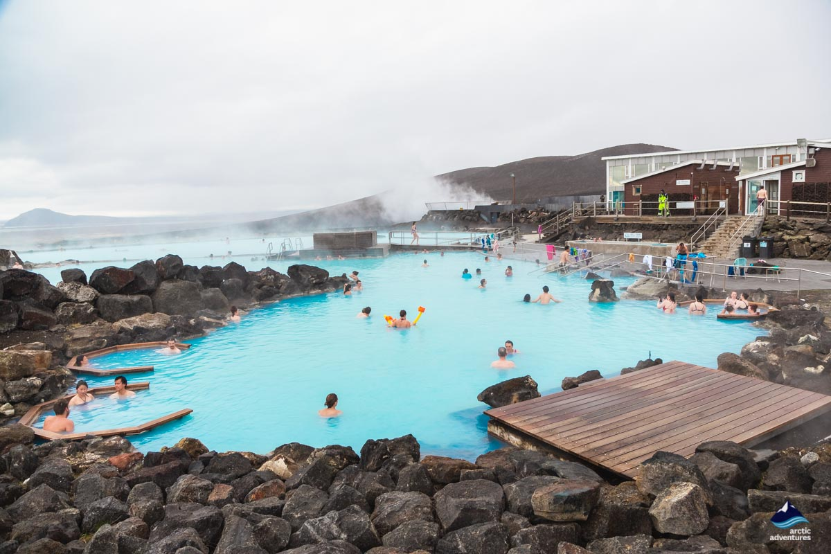 6 Days Around Iceland Adventure w. Myvatn Nature Baths