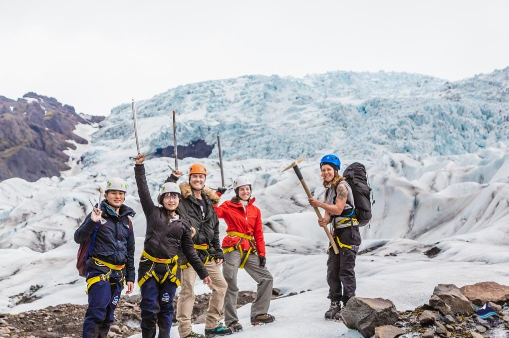 Glacier Hiking Tours in Iceland