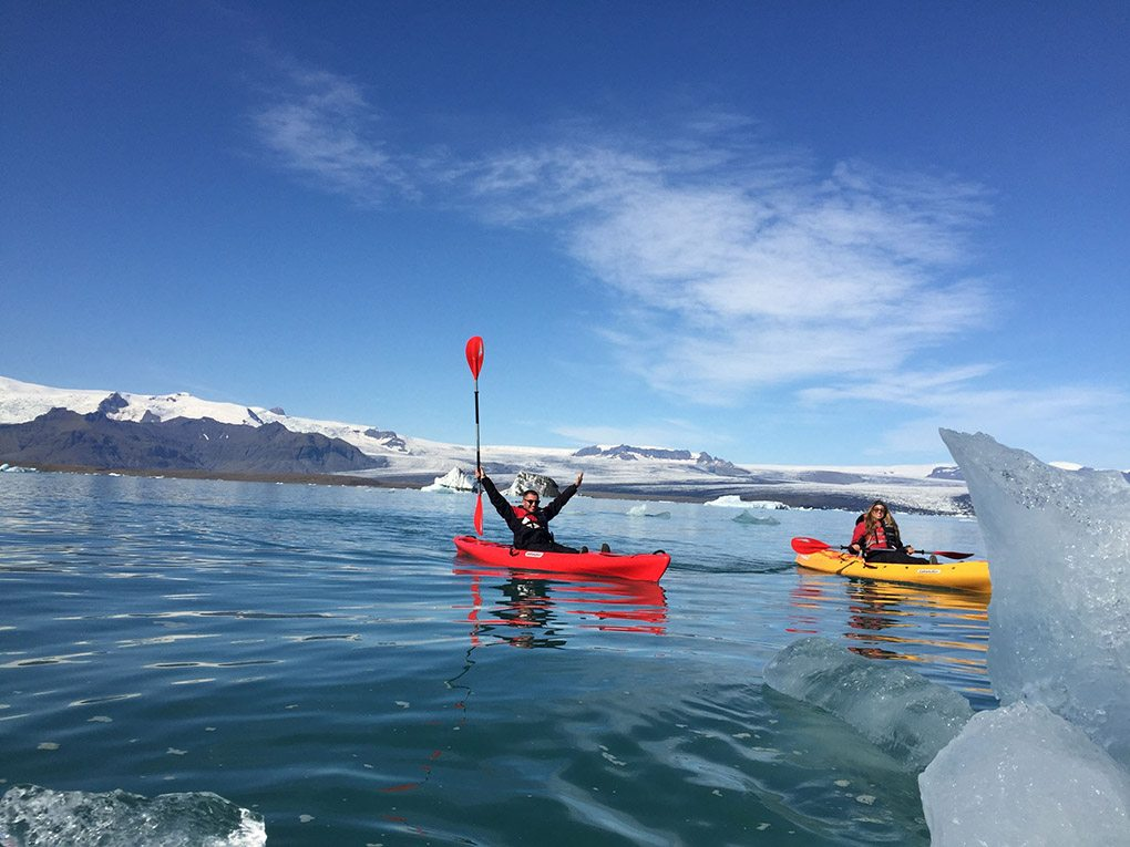 Glacier Kayaking Adventure