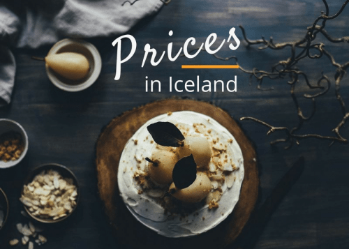 Cost of traveling in Iceland