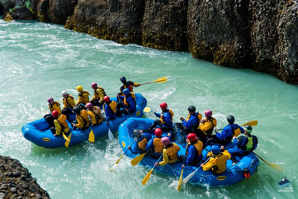 River Rafting Tours in Iceland