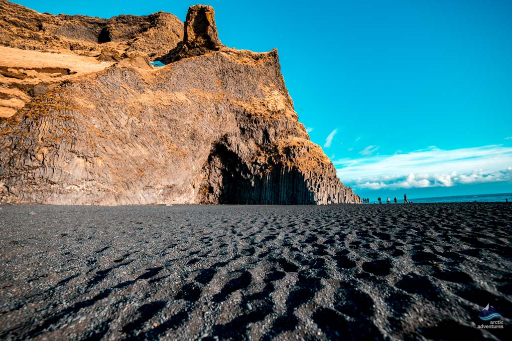 Black Sand Beach Horse Riding Tour