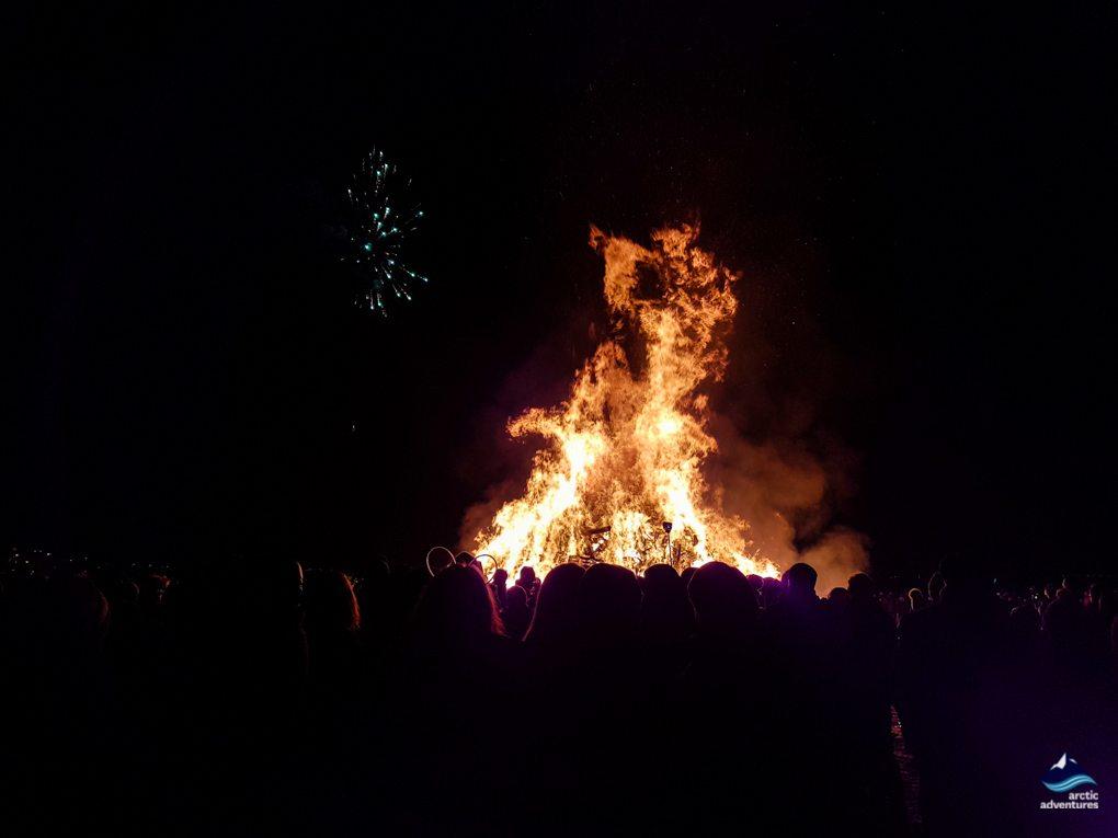 Threttandinn in Iceland January Festival