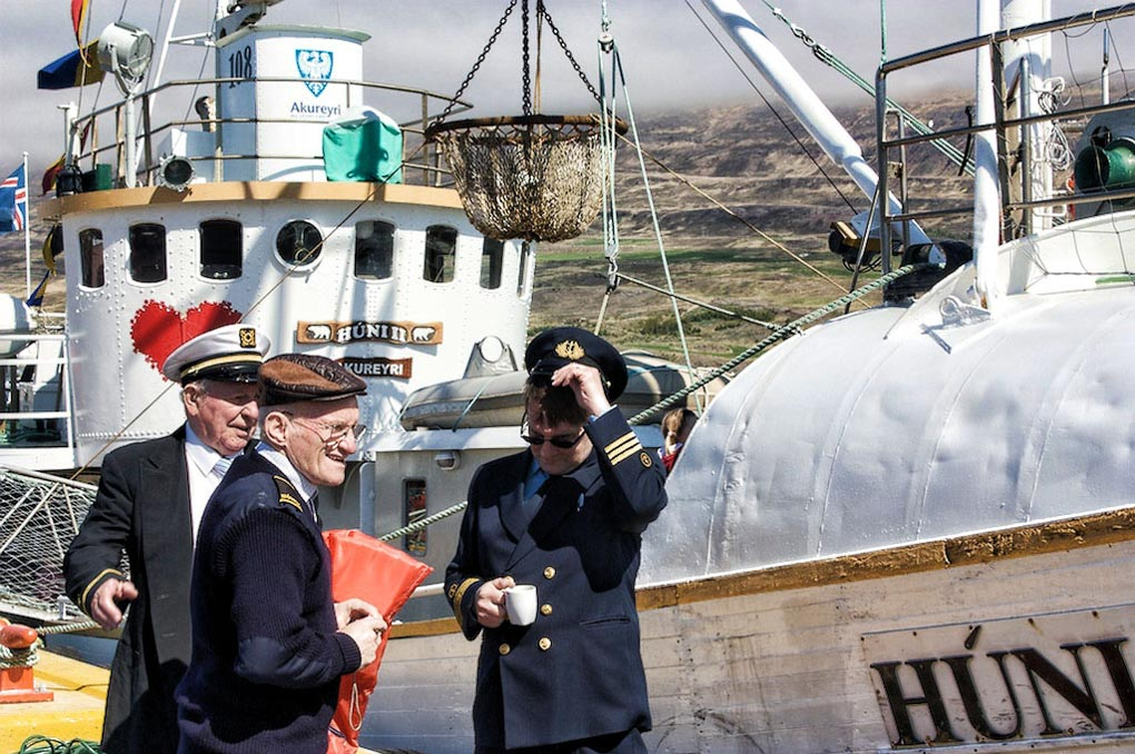 Sailor's Day Iceland