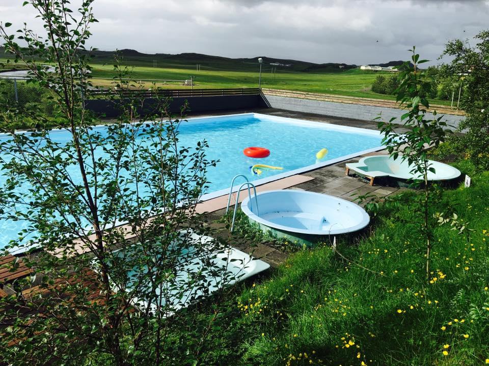 Hreppslaus Pool