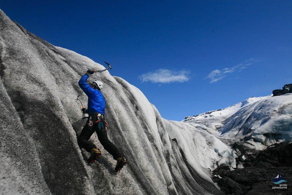 Glacier Extreme Glacier Climbing in Skaftafell