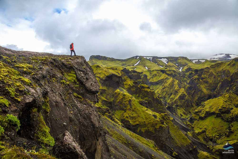 Day Hiking Tours in Iceland