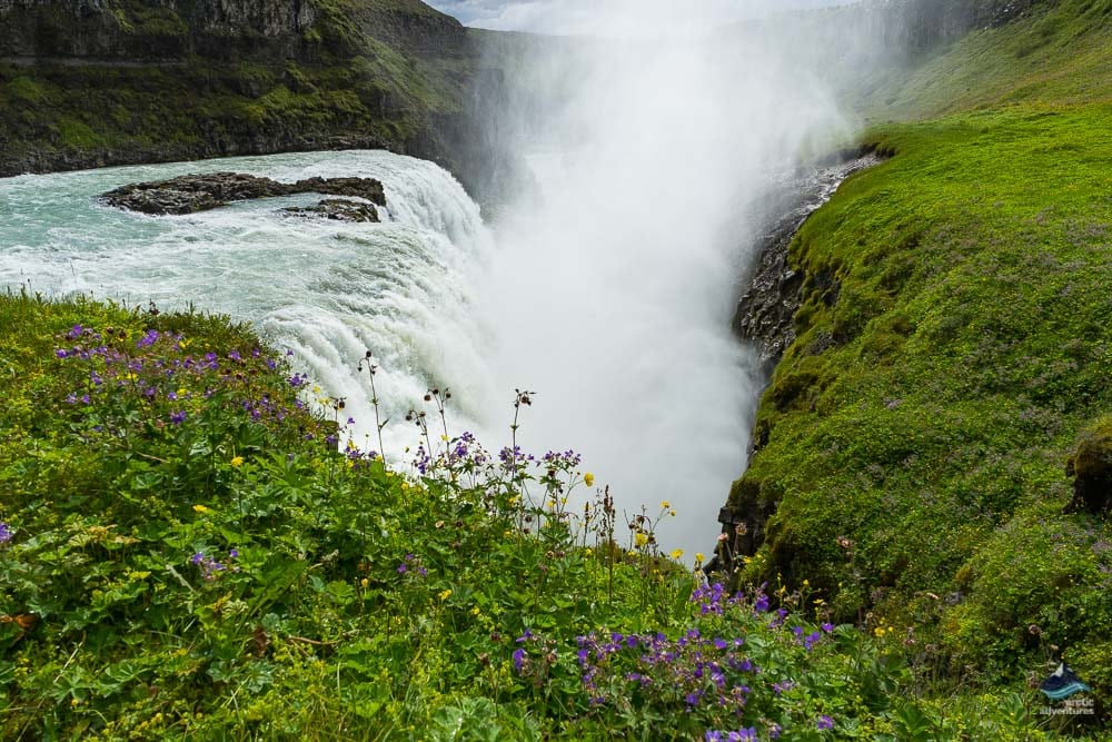 Gullfoss Golden Circle Stop