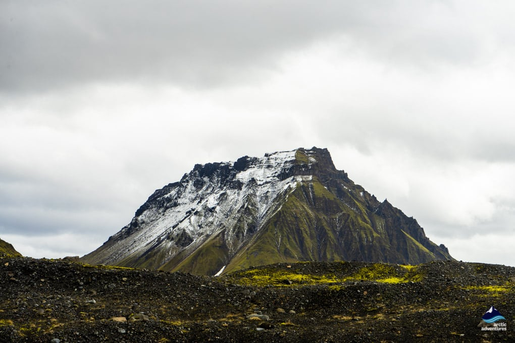 Mount Katla Iceland Volcano Summit