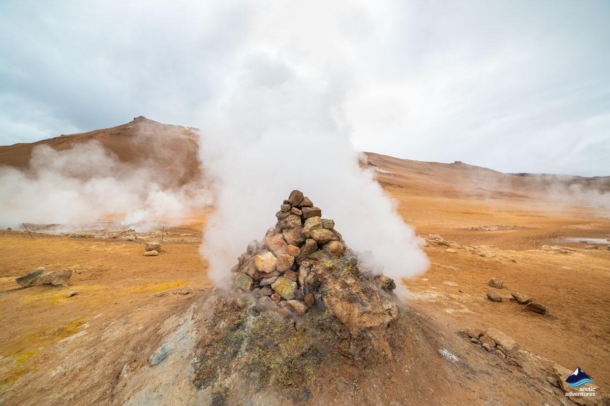 Godafoss, Myvatn and Askja Volcano Tour