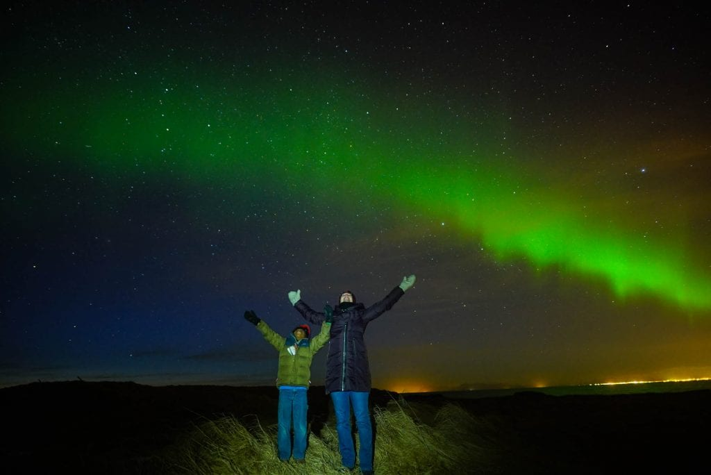Kid Friendly Tour in Iceland