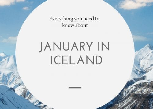january in iceland