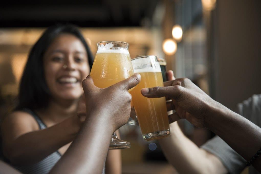 Beer Bar in Reykjavik