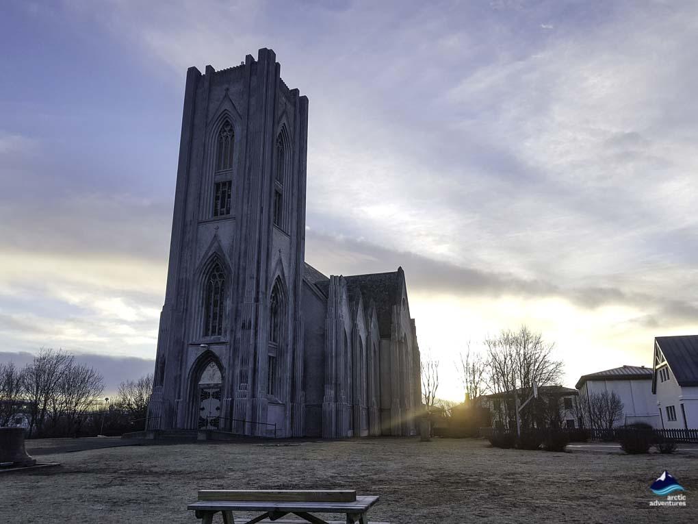 Landakotskirkja Catholic Church Iceland