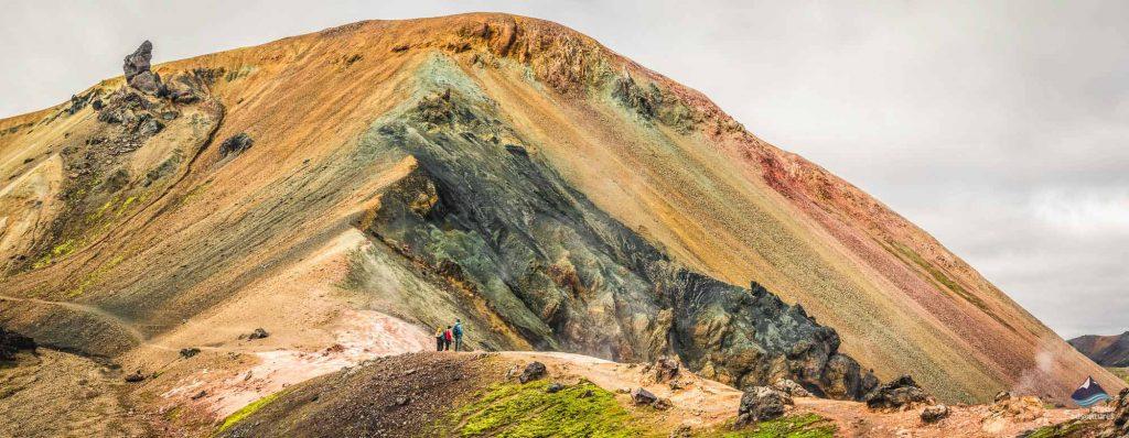 Brennisteinsalda Volcano