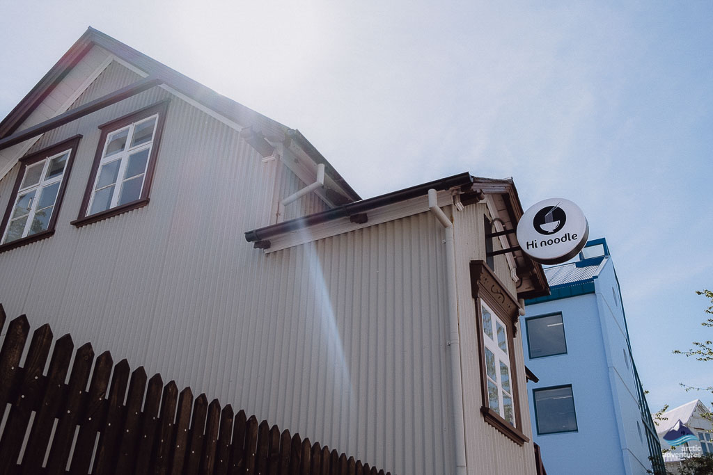 Reykjavik's eaters have new noodle place to visit