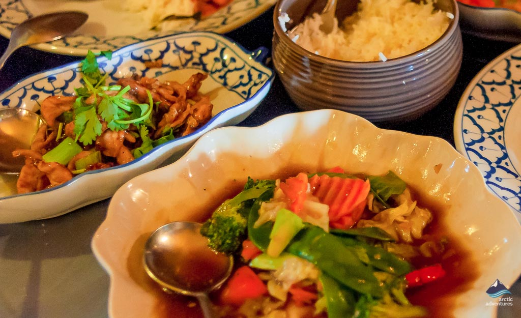 Ban Thai has been listed for the best Thai food in Reykjavik for years