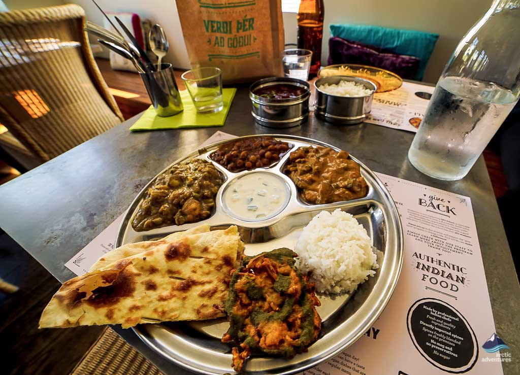 Indian restaurant offering street eats authentic to Indian food