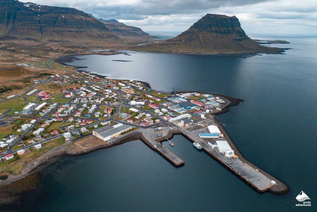 Grundarfjordur town